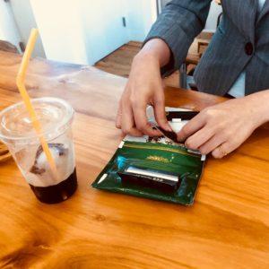 cigarette-smoke-hopi-coffee-bean-stand-cafe-fukuoka-organic-decaf-caffeine